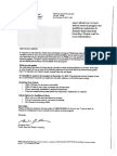 PG&E Debris Removal letter