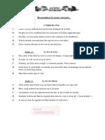 Reconstitution de Phrases2