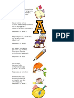 Adivinanzas y Ilustraciones