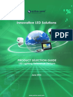 Active Semi 2014 PSG LED General Lighting Applications Released