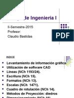 Dibujo de Ingenieria ICI 2015 2
