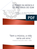 Palestra - O Poder Da Música e Os Mistérios Do Som-PDF.pptx