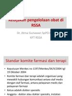 Presentation KFT RSSA