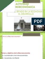macroeconómica