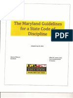 maryland guidelines