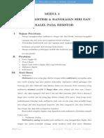 Modul 2 - Pengukuran Dan Alat Ukur Listrik