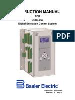 Exitation control system