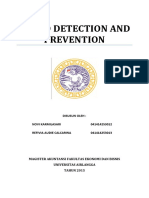 Fraud Detection and Prevention Revisi
