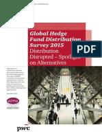 PwC Global Hedge Fund Survey 2015