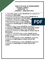 SIP Guideline