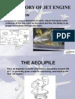 History of Jet Engine