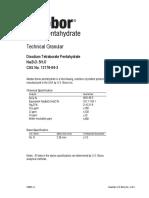 Neobor Technical Granular