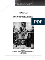 Venetian School of Painting
