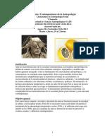 Ayora-Programa-Corrientes Contemporáneas de La Antropología