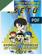 Proposal Setu 4th Competition 2016