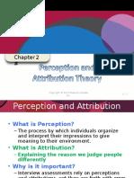 MBA 5330 Fall 2015 Perception