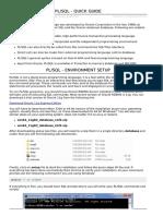 Plsql Quick Guide