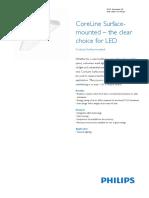 Coreline Surface-mounted 365866 Ffs Aen