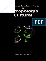 Boas-Cuestiones Fundamentales de Antropología Cultural