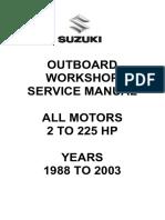 yamaha outboard f115 service repair manual motor oil throttle rh scribd com suzuki marine workshop manual suzuki marine workshop manual