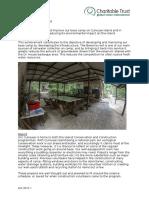 Achievement Report August 2015