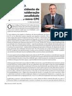 O incidente da desconsideração da personalidade juridica e o novo cpc.pdf