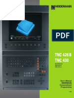 TNC 430 Heidenhain
