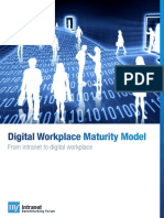 Digital Workplace Maturity Model