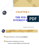 ch03 The Fed And Interest Rates