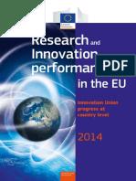 Iuc Progress Report 2014