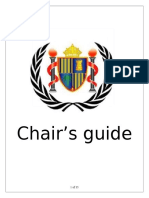 aws mun chair guide