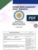Safety Assesment