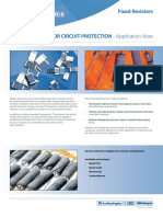 Circuit Protection An