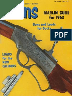 G1063 gun magazine | Revolver | Cartridge (Firearms)