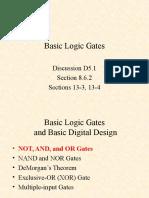 EGR240 D5.1 BasicLogicGates info