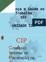 CIPA [Comissão Interna de Prevenção de Acidentes].ppt