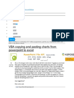 VBA Copying and Pasting Charts From Powerpoint to Excel