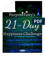 PurposeFairy's 21-Day Happiness Challenge - Free+eBook+-+PurposeFairy's+21-Day+Happiness+Challenge
