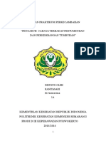 Cover Laporan Praktikum Perkecambahan