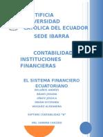 El Sistemas Financiero