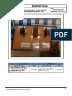 Informe Final Lab. Maq. Elec. - Transformador