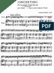 -Kuchler Concertino Op. 15 Score