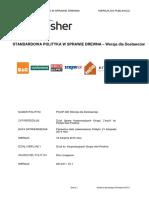 Standardowa Polityka w Sprawie Drewna