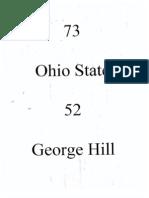 1973 Ohio State 52