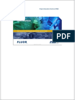 Fluor Tutorial for Piping Class Development