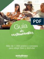 Guia de Restaurantes