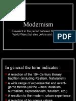 Joseph Conrad and Modernism