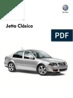Ficha tecnica Jetta Clasico 2015