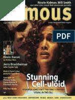 8. Cineplex Magazine August 2000