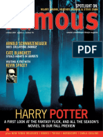 22. Cineplex Magazine October 2001